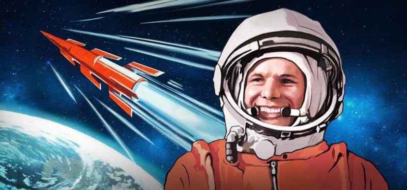 Дорогие смоляне! С Днем космонавтики!
